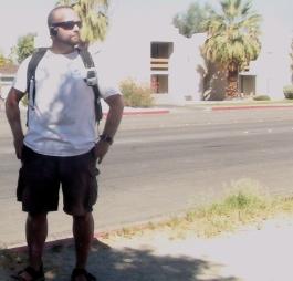 a man & his cargo shorts